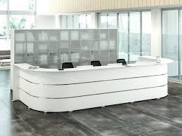 glass reception desk modular office reception desk reception glass by glass reception desks for glass reception desk