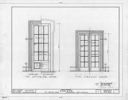 front door drawing. Front Door Drawing For Modern Concept Exterior And French Details Dunleith Greensboro North