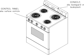 stove oven diagram wiring diagram for you oven stove range and cooktop parts and controls repair manual stove oven controls oven