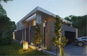 Small House Design Light Materials Home Exterior Color Combination Ideas Colors Images