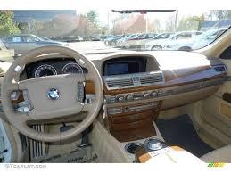 Coupe Series 2008 bmw 750 : Beige Interior 2008 BMW 7 Series 750Li Sedan Photo #39526617 ...