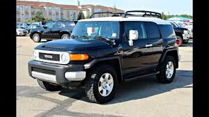 2010 Toyota FJ Cruiser in Review, Red Deer - YouTube