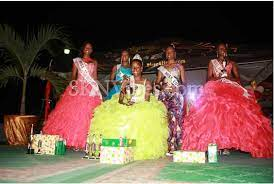 SKNVibes | Academically-inclined track and field star crowned Miss  Verchild's 2013