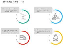 Chart Advisor Business Flow Chart Financial Advisor Tax Payment Customer