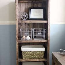 build your own bookshelf. Contemporary Own A Four Shelf Rustic Bookcase In Build Your Own Bookshelf