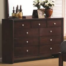 Brown Ikea Dresser Hack
