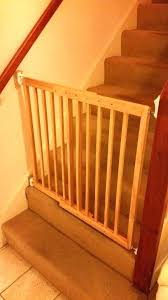 wooden safety gate argos extending baby child gates for stairs with banisters wooden safety gate