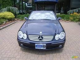 2005 Capri Blue Metallic Mercedes-Benz CLK 320 Cabriolet #16089646 ...
