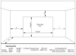 garage door height The Standard Garage Door Height  Quora
