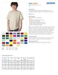 Gildan Youth Raglan Size Chart Gildan Premium Cotton T Shirt Size Chart Rldm
