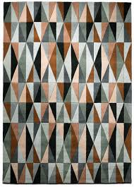 triangle shaped rug luxury contemporary low pile and tufted rugs quality from boconcept