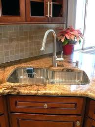 d shaped sink corner kitchen sink love the but not colour of materials for cupboard or