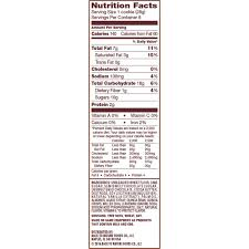 nutritional information quinoa almond choc chip cookies nf web jpg