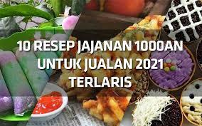 Bahannya mudah dan simple untuk di praktekkan di rumaah. 10 Resep Jajanan 1000an Untuk Jualan 2021 Terlaris Mas Yundar