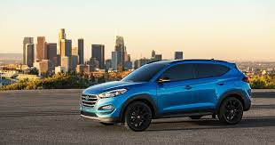 The base 2017 tucson se does include goodies like a backup camera, bluetooth connectivity and. Creature Of The Night Hyundai Unveils Limited Production Tucson Night Roadshow