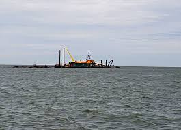 With Three Dredging Projects At Hatteras Inlet Commission