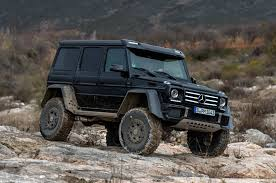 In visual terms the g 500 4x4² raises no doubts as to its passion. 2015 Mercedes Benz G 500 4x4 Squared Review Autocar