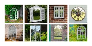 10 best garden mirrors which look great