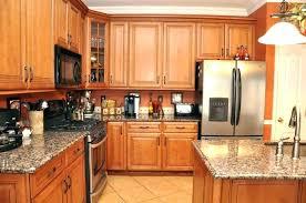 cherry cabinets with granite countertops cherry kitchen cabinets with granite kitchen cabinet granite combinations dark cherry