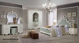 Italienische Schlafzimmer Athen Barock Luxus Moebelitaliende