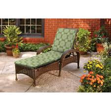 better homes and gardens cushions. Fine Gardens Better Homes And Gardens Chaise Cushion Green Tulip Medallion  Walmartcom Intended And Cushions R