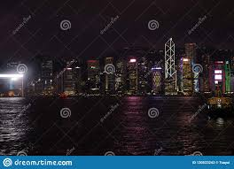What Time Is The Light Show In Hong Kong Symphony Of Lights Is The Spectacular Light And Sound Show