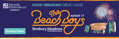 Simsbury Performing Arts Center Seating Chart The Beach Boys Charity Concert Fireworks Show