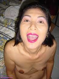 Mature Asian Cum Swallow