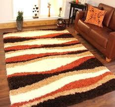 orange brown rug orange area rug awesome orange cream and brown rugs rug designs orange brown rug