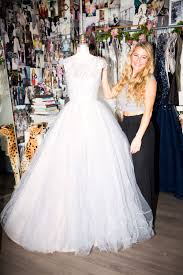 Wedding Designer Get That Life How I Became A Wedding Dress Designer