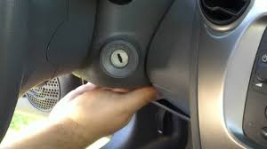 saturn ion ignition switch replace part