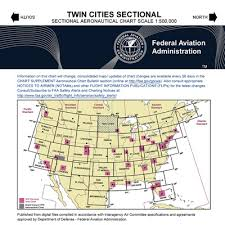 Vfr Twin Cities Sectional Chart Next Release