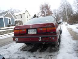 Curbside Classic: 1986-1989 Honda Accord – Ignoring The Future In ...
