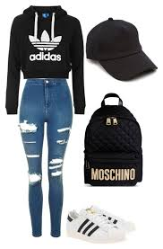Back To School Outfit 2 Oblečko Módne Oblečenie šatník Snov A