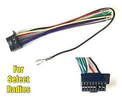 metra syx car stereo radio wire harness plug for some sony car stereo radio replacement wire harness connector for some sony 16 pin radios