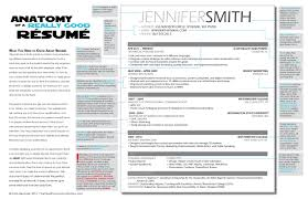 Examples Of Resumes 93 Astounding A Great Resume What Makes
