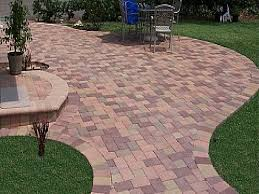 patio pavers lowes. Red Concrete Lowes Patio Pavers For Amusing Outdoor Decoration Ideas N