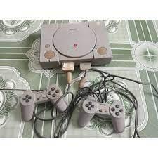 Máy chơi game Playstation 1 ( PS1 ) hàng Nhật ve chai thanh lý vi tính cũ  chính hãng 179,111đ