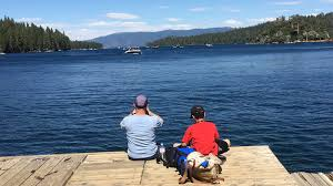 south lake tahoe in summer with kids