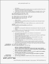 Executive Resume Template Word New Executive Resume Template Word