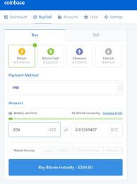 Bitcoins can be bought on bitcoin exchanges on the internet. How To Buy Bitcoin On Coinbase Step By Step With Photos Bitcoin Market Journal