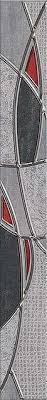 Купить <b>Бордюр</b> керамический <b>Azori Pandora Grey</b> Charm 7,5*63 ...