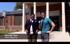 """Veritas College Preparatory Charter School - VCP Student Council Elections:  """"VCP Nightly News"""" 