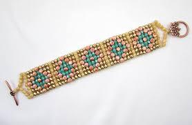 Bead Loom Bracelet Patterns Magnificent Pellet Bead Loom Bracelet Tutorial The Beading Gem's Journal