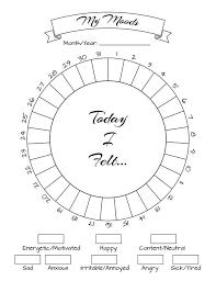 Printable Mood Chart Bullet Journal Www Bedowntowndaytona Com