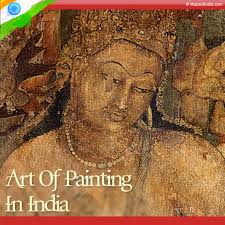 indian painting styles