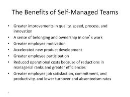 Ppt Self Managed Team Smt Powerpoint Presentation Id 1570536
