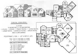 Over Monte Smith Designs House Plans Living Room  Media Room  Exersice Room  Game Room and Car Garage   SQ Feet House Plan Monte Smith Designs House Plans