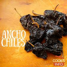 Image result for ancho chiles