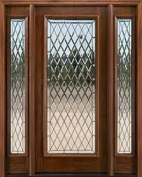 mahogany wood exterior doors for in south ina and north ina nicksbuilding com
